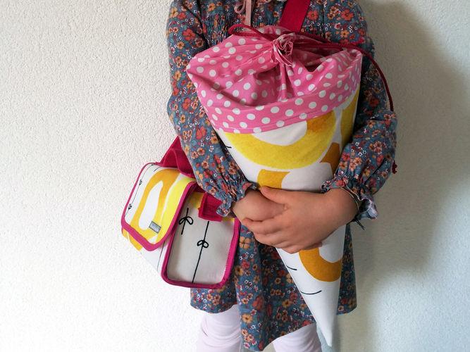 Makerist - Kindergartenausstattung für meine Tochter - Nähprojekte - 2