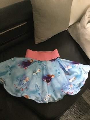 Makerist - Der 1. Tellerrock für Enkelin - 1