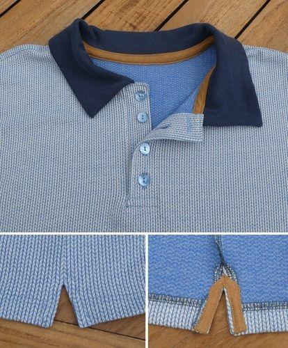 Makerist - Poloshirt für ihn - Nähprojekte - 2