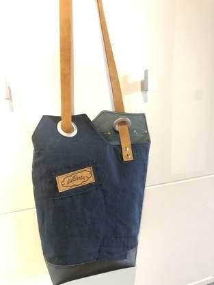 Makerist - Süße kleine Tasche. Mit Oilskin  - 1