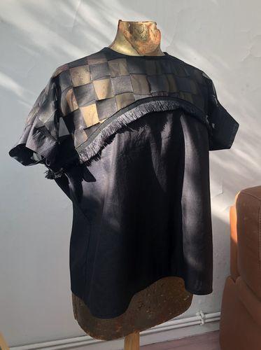 Makerist - blouse orgueil de atelier maelstrom, version robe, et version blouse  - Créations de couture - 2