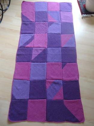 Makerist - Kuschel Decke  - 1