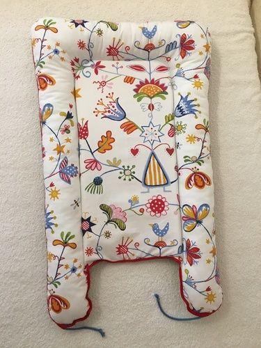 Makerist - Babynest für meinen neuen Enkel - DIY-Projekte - 3