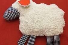 Makerist - Niedliches Kuschelschaf für meinen Enkel - 1