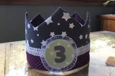 Makerist - Geburtstagskrone - 1