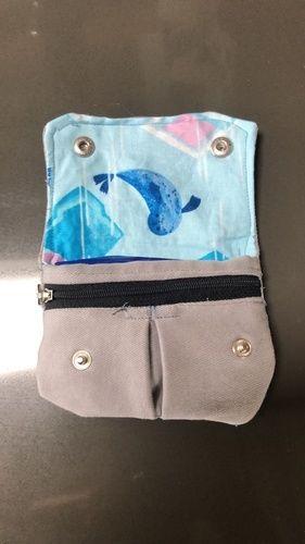 Makerist - Kleine Geldbörse Rosa von Unikati - Nähprojekte - 2