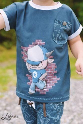 Makerist - Shirt MALU - Nähprojekte - 1