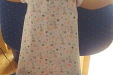 Makerist - Babykleid,Schürzenkleid Gr. 62, SM von Trash Monstarz. - 1