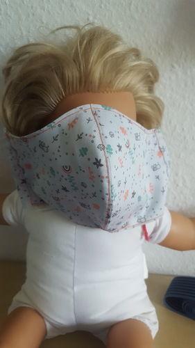 Makerist - Babykleid,Schürzenkleid Gr. 62, SM von Trash Monstarz. - Nähprojekte - 3