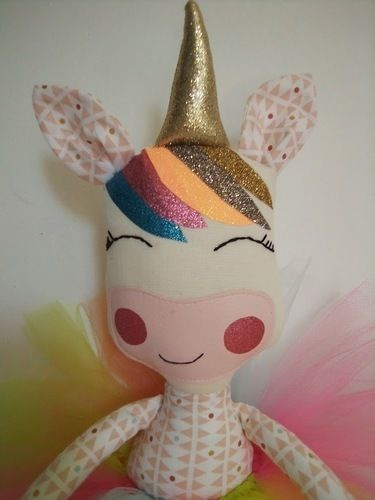 Makerist - Lily la licorne - Créations de couture - 2