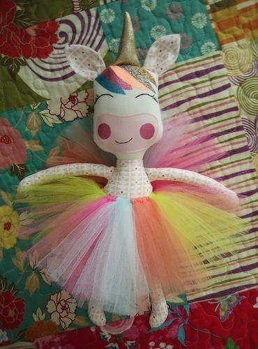 Makerist - Lily la licorne - Créations de couture - 3