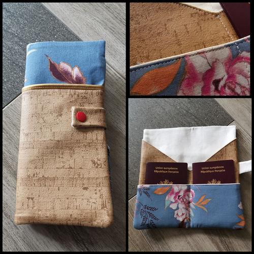 Makerist - Pochette de voyage  - Créations de couture - 1