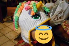 Makerist - Bonnet licorne pour enfant - 1