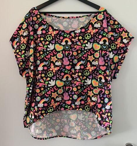 Makerist - Fledermaus Shirt - Nähprojekte - 1