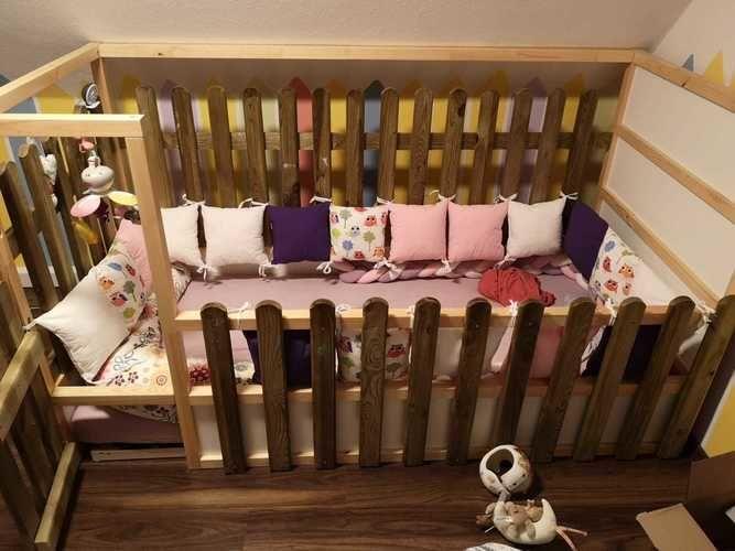 Makerist - Bettumrandungen fürs Babybett - DIY für Kinder - 1