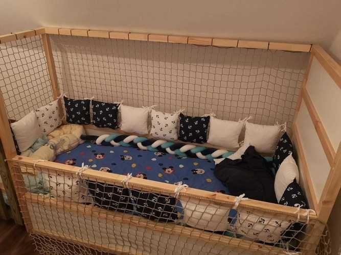 Makerist - Bettumrandungen fürs Babybett - DIY für Kinder - 2