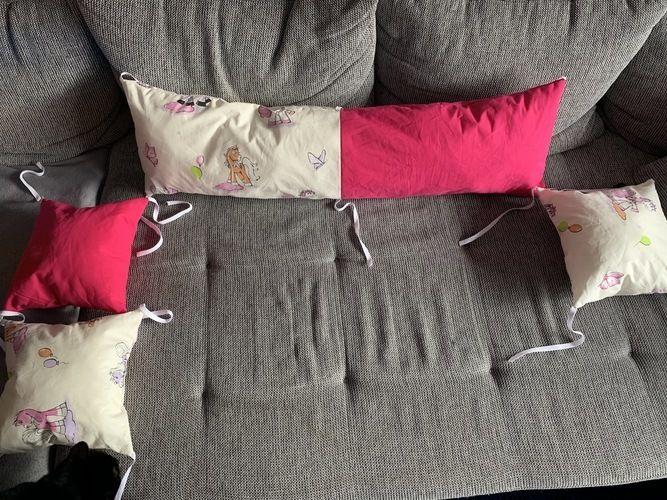 Makerist - Bettumrandungen fürs Babybett - DIY für Kinder - 3