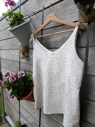 Makerist - Top Frau Maya - Créations de couture - 1