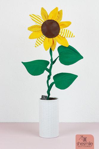 Makerist - Frieda Sonnenblume  - Nähprojekte - 1