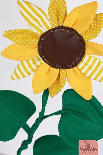 Makerist - Frieda Sonnenblume  - Nähprojekte - 3