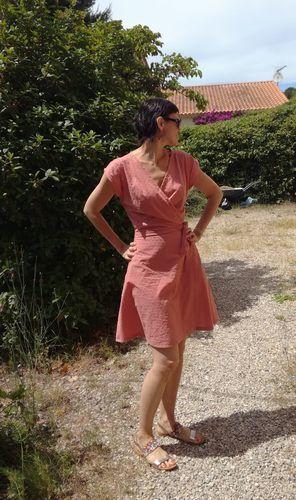 Makerist - Robe plume et le changement de stature... - Créations de couture - 1