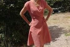 Makerist - Robe plume et le changement de stature... - 1