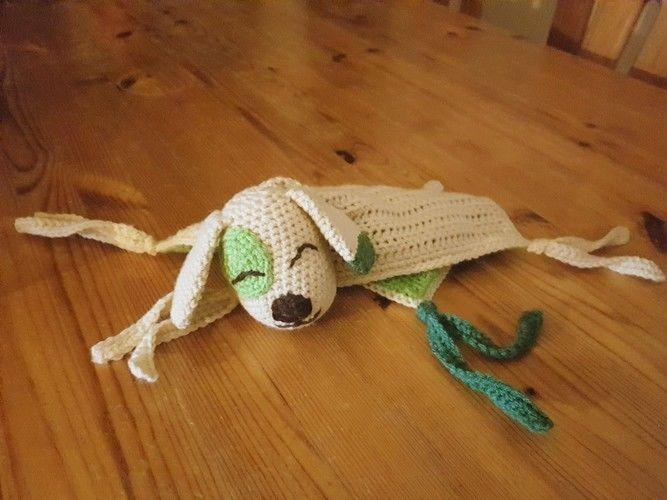 Makerist - Hund Schnuffeltuch von HANKIDS - Häkelprojekte - 1