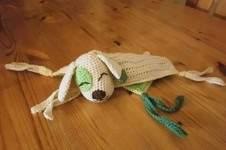 Makerist - Hund Schnuffeltuch von HANKIDS - 1