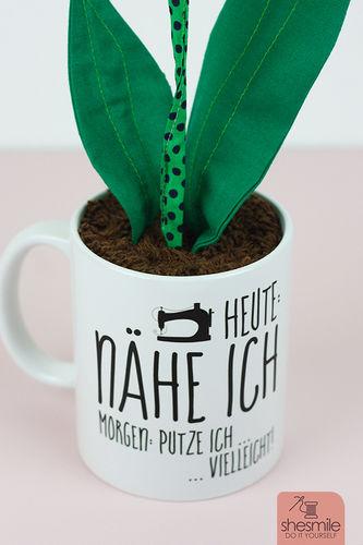 Makerist - Tulpe aus Stoff von meiner Tochter - Nähprojekte - 2