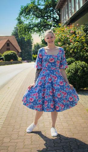 Makerist - Sommerkleid Jersey - Nähprojekte - 2