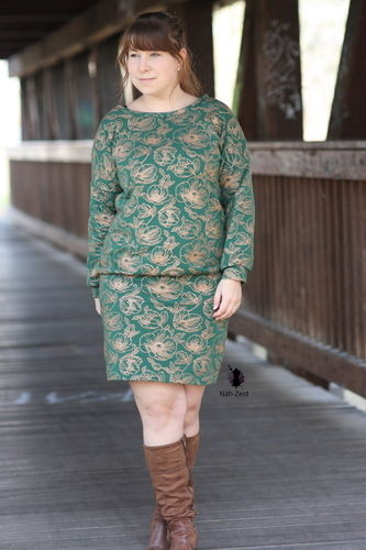 Makerist - Kleid Caro von Lisi-P. aus Sommersweat - Nähprojekte - 1