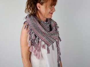 Makerist - Mika shawl - 1