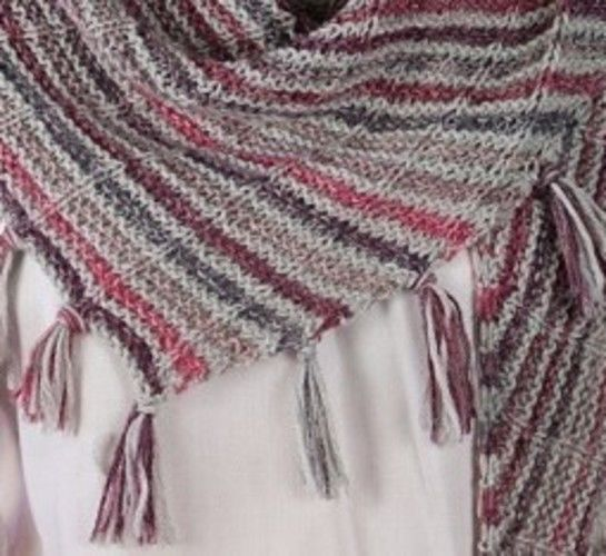 Makerist - Mika shawl - Knitting Showcase - 2
