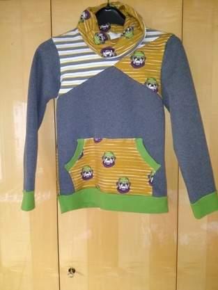 Makerist - Pullover, Sweat Stoff, Kinder - 1