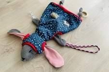 Makerist - Hoodiehase - Schnullertierchen mit passender Pumphose und Mütze - 1