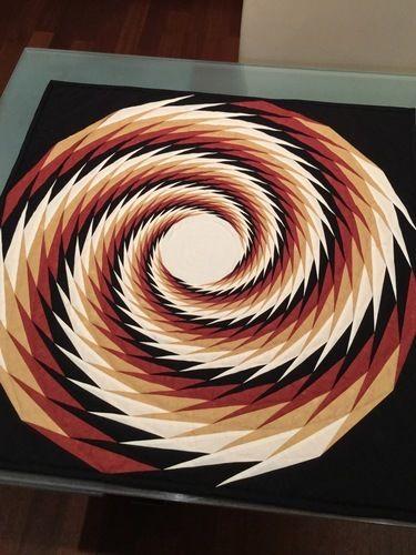 Makerist - Spirale - Patchwork-Projekte - 1