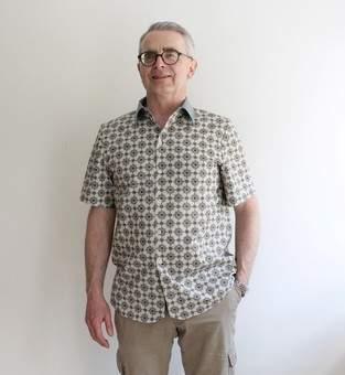 Vielseitiger Hemdenschnitt für den Mann