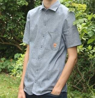 Slimfit Hemd für junge Männer oder Teenies