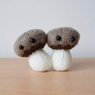 Makerist - Chestnut Mushrooms - 1