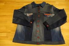 Makerist - Patchwork-Jeansjacke aus alten Jeanshosen - 1