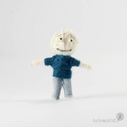 Makerist - String Doll/Wollpüppchen basteln - DIY-Projekte - 1