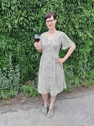 """Kleid Paris von """"schnitt_liebe"""""""