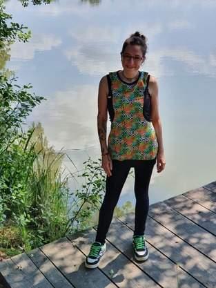Outfit für den Sommer