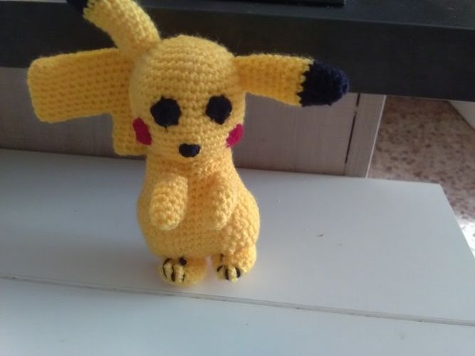 Makerist - Pikatchou - Créations de crochet - 1