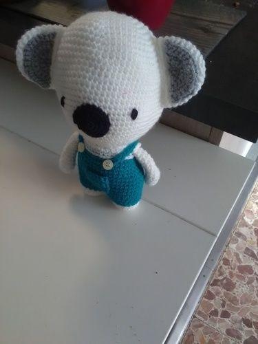 Makerist - Le joli Koala - Créations de crochet - 1