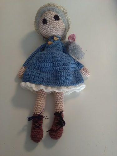Makerist - Poupée Sophie - Créations de crochet - 1