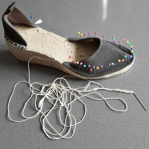 Makerist - Espadrilles Tabasco - Créations de couture - 3