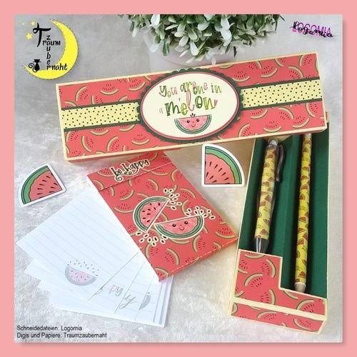 Makerist - Stiftebett für Bleistift und Kuli mit Little Melony - DIY-Projekte - 1