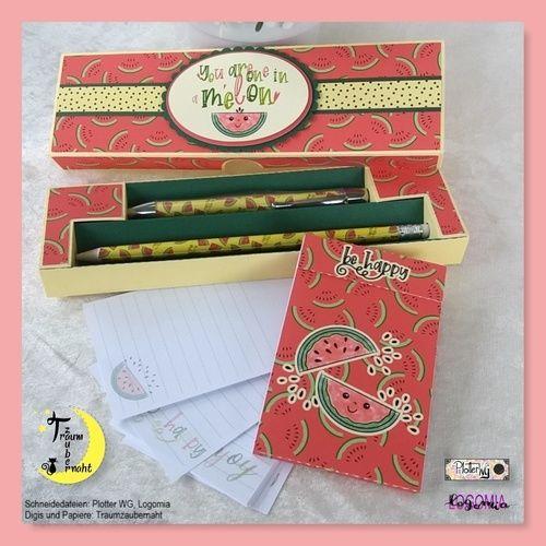 Makerist - Stiftebett für Bleistift und Kuli mit Little Melony - DIY-Projekte - 2
