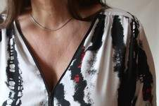 Makerist - Bluse mit Reisverschluss als Gadget!! - 1
